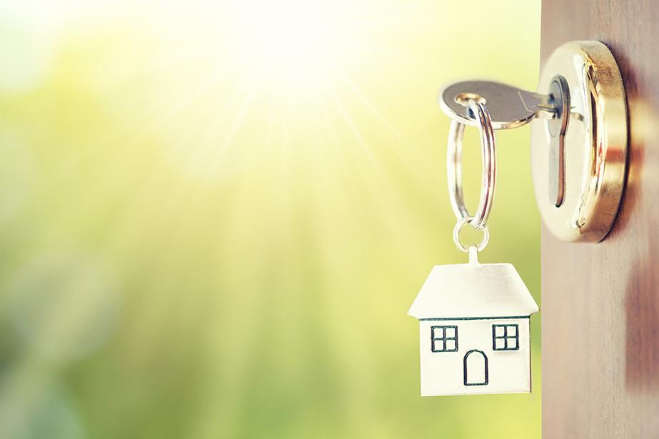 Toegang van de woning; ``het sleutelprobleem``
